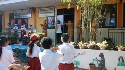 Pulau Lembeh Tak Tutup Sekolah Ini Yang Di Lakukan