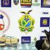 Policiais da Base Arpão apreendem 14kg de drogas e R$ 10 mil em caixa