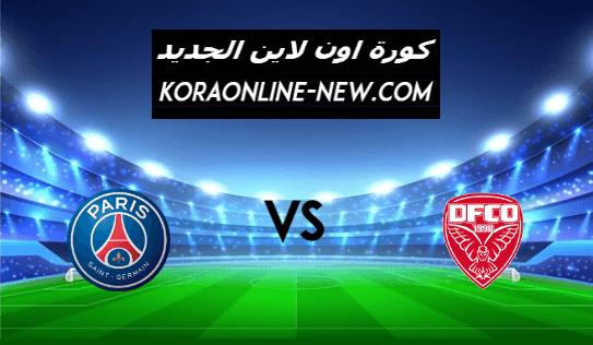 مشاهدة مباراة باريس سان جيرمان وديجون بث مباشر اليوم 27-2-2021 الدوري الفرنسي