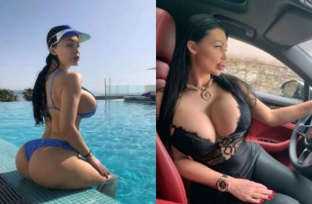 23 Hot Pictures Of Aletta Ocean Which Expose Her Sexy Body