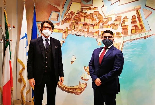 Pino Musolino è il nuovo Presidente dell'AdSP MTCS