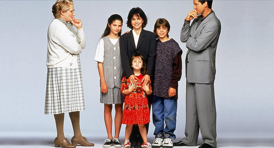 Personajele din filmul Mrs.Doubtfire (1993)