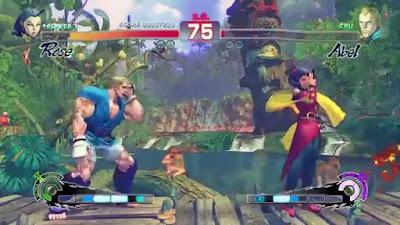 تحميل لعبة Street Fighter 4