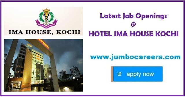 hotel jobs kochi