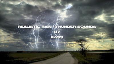 Realistic Rain & Thunder Sounds V4.0