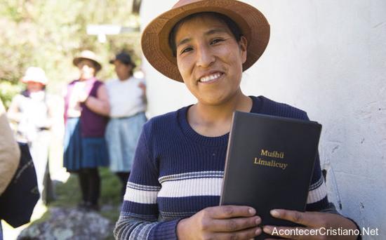 Nuevo Testamento traducido al quechua wanka