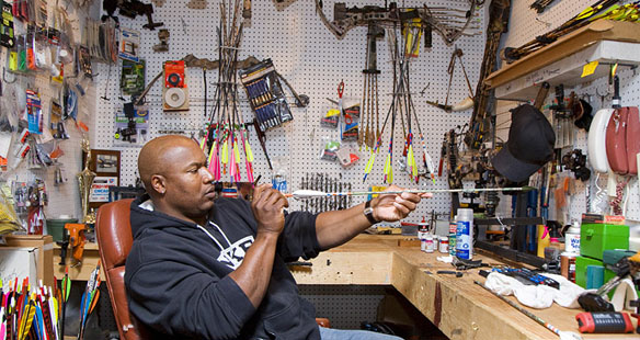 Man Cave Archery : Cardio trek toronto personal trainer