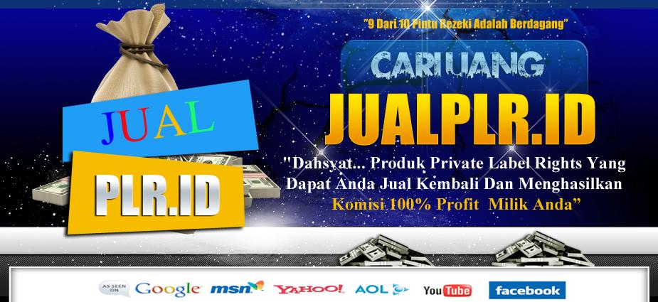 Jual Produk PLR Indonesia | Partner Sejati