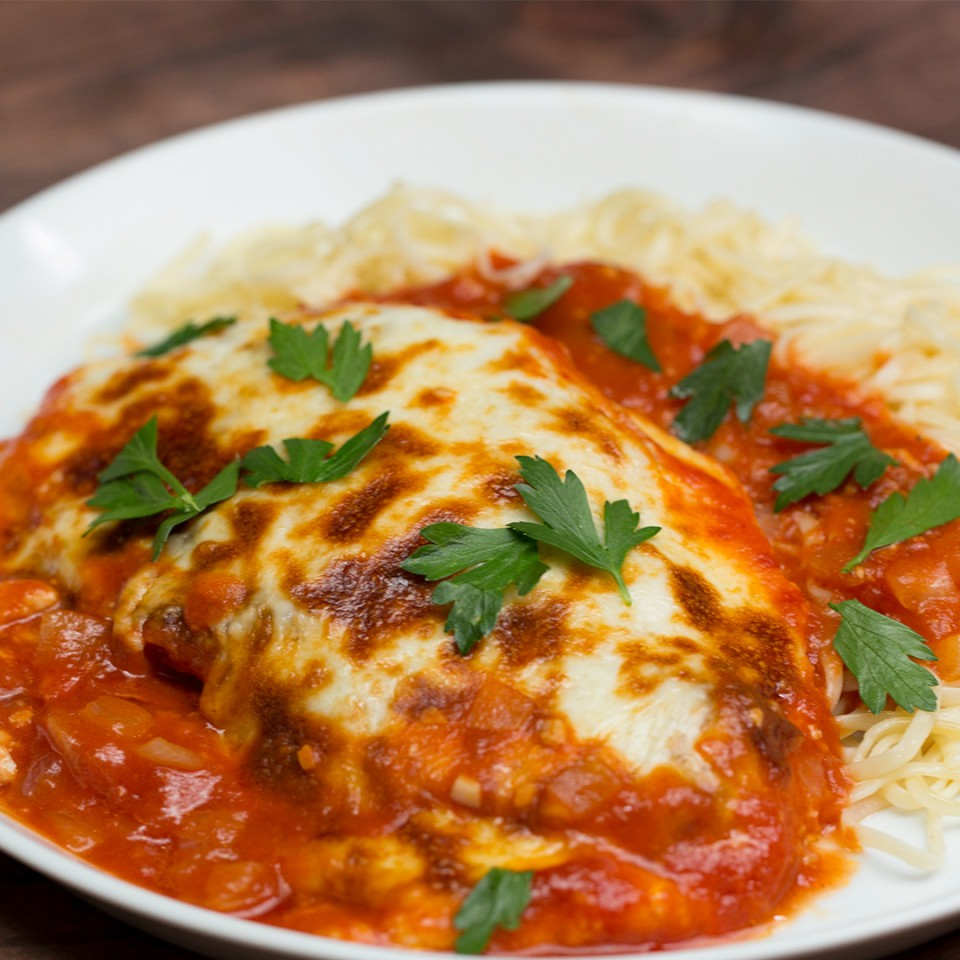 Recipe Guide For Chicken Parmigiana