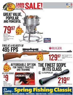Bass Pro Shops Canada Flyer February 16 – March 4, 2018