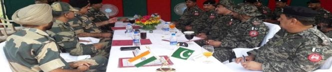 Truce First Step Towards Indo-Pak Peace Talks