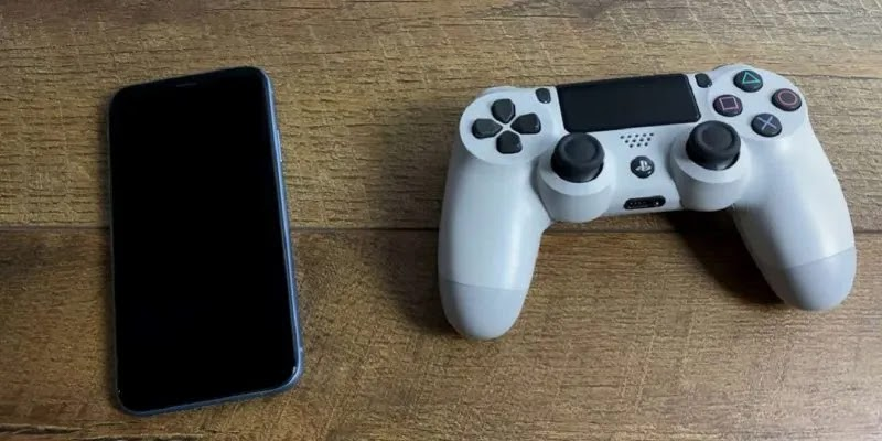 كيفية توصيل جهاز التحكم في نظام PS4 بجهاز Android
