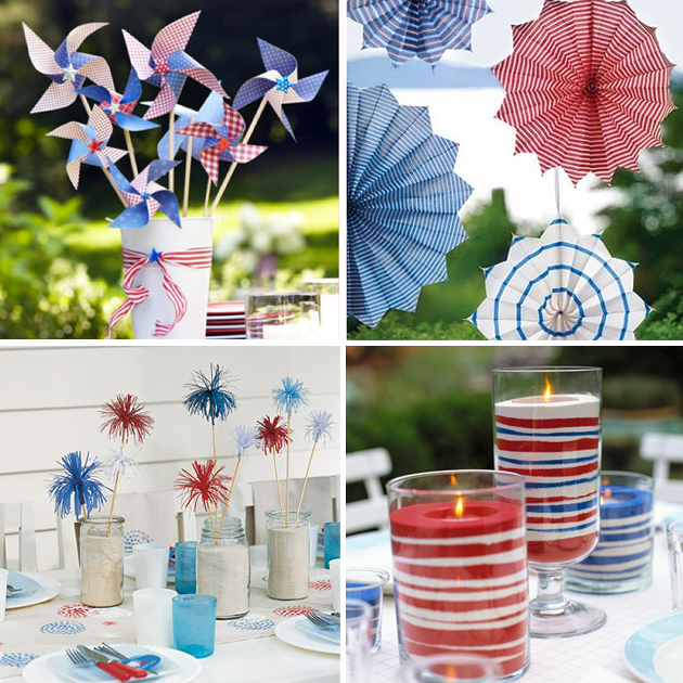 Impressive Labor Day Decoration Ideas