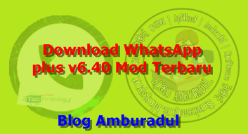 descargar whatsapp plus jimods v6.30