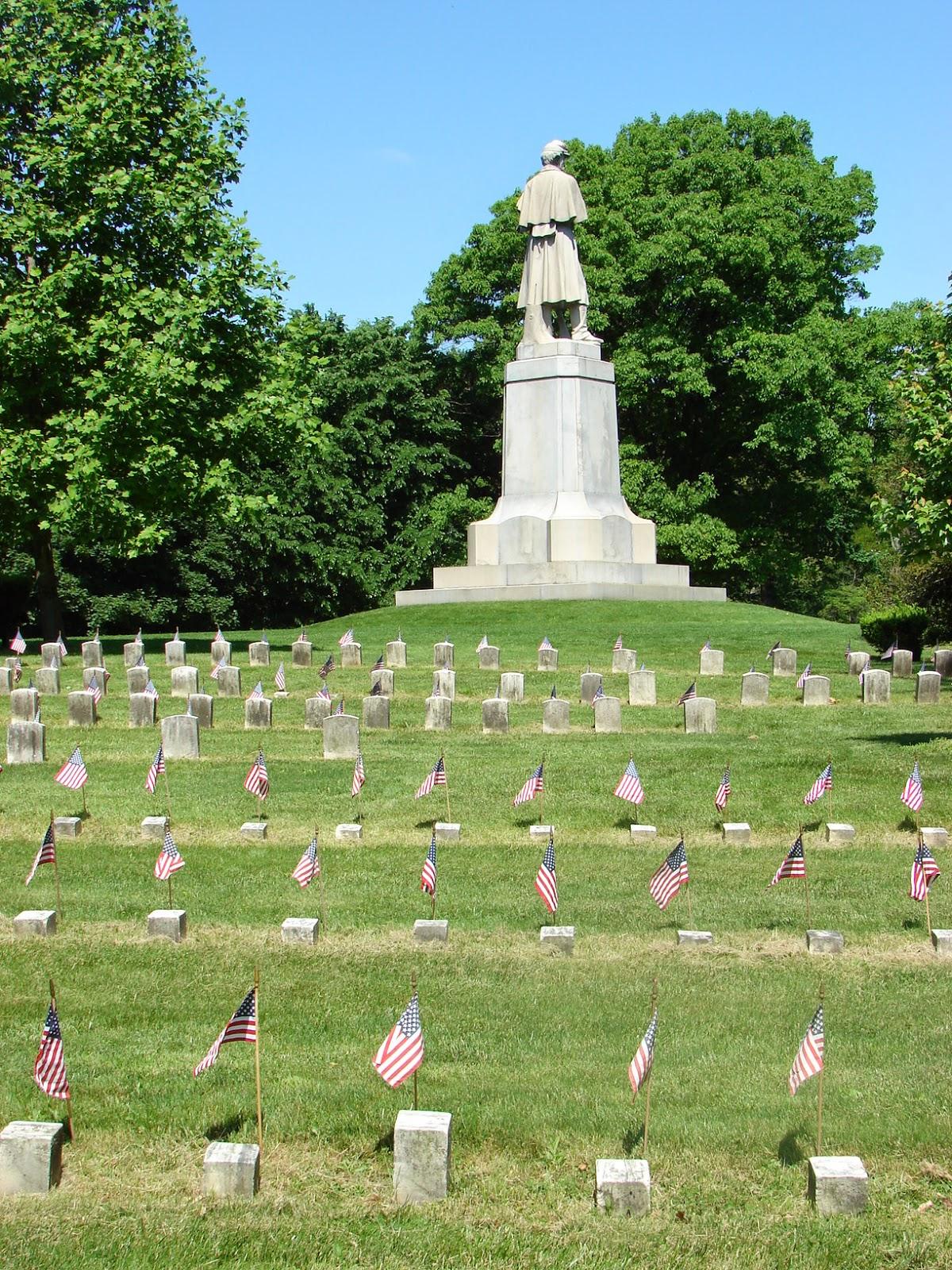 Antietam Journal Memorial Day Weekend At Antietam