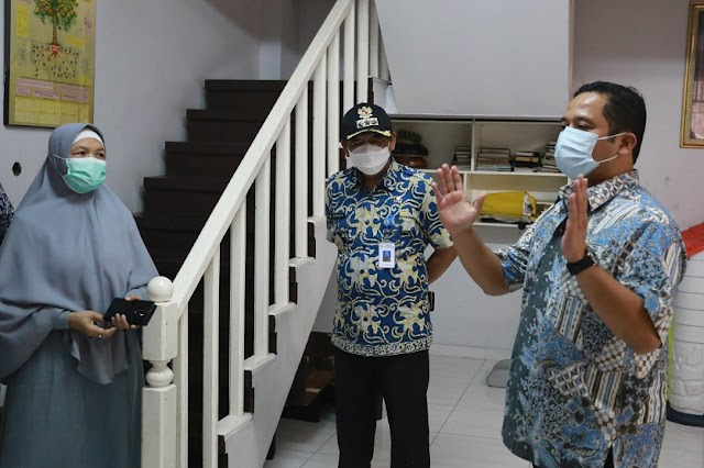 Kota Tangerang Gerak Cepat Isolasi Masyarakat Positif Covid-19
