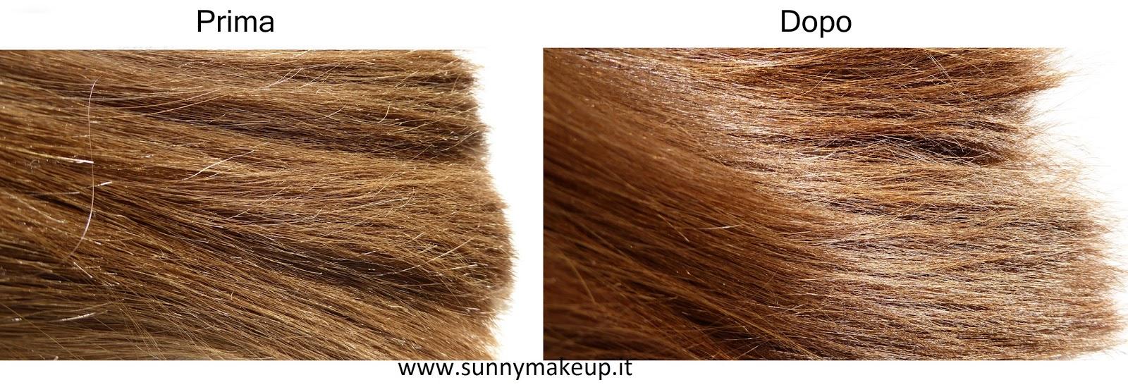L'Oreal Paris - Casting Crème Gloss Colorazione per capelli. 600 Biondo Scuro.  Foto-applicazione prima e dopo.