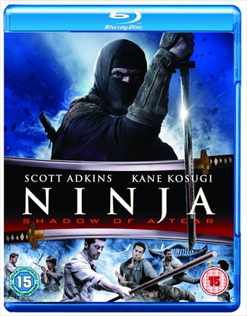 Ninja Shadow of a Tear 2013 Dual Audio Hindi 480p BRRip 300mb