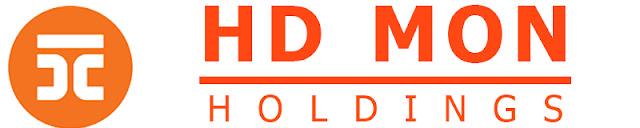 Logo thương hiệu chủ đầu tư HD Mon Holdings