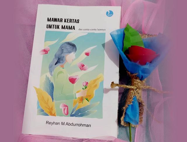 Buku Mawar Kertas untuk Mama