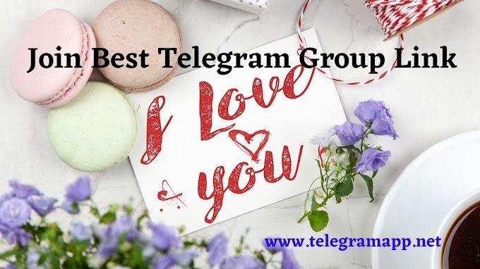 Join 1000+ Best Telegram Group Link