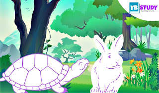 rabbit and tortoise story