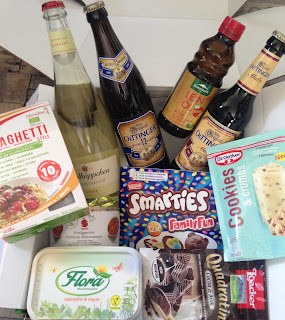 Überraschung; Lebensmittel; Überraschungsbox