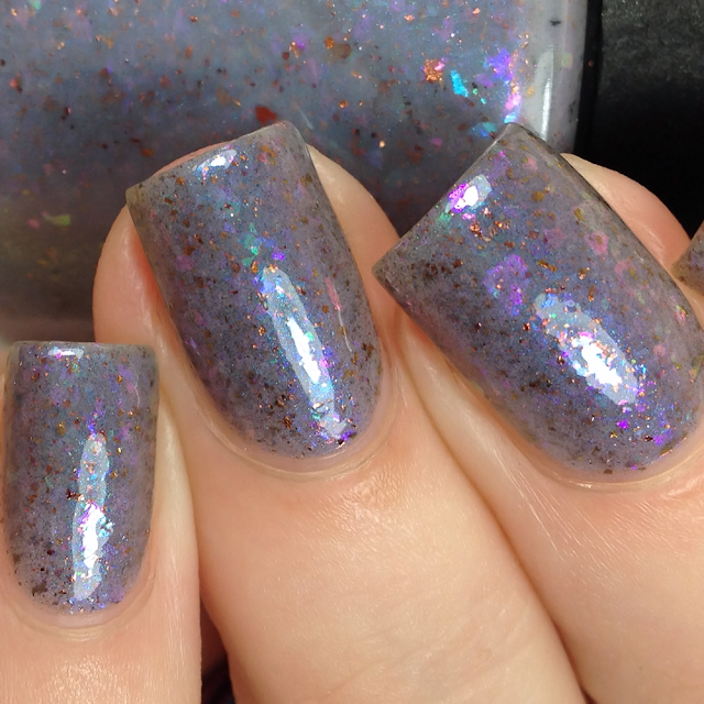 Supernatural Lacquer-Iron Roses