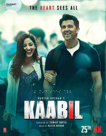 Kaabil 2017 Full Hindi Movie Free Download