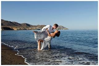 Sesión Pre-boda - Parque natural de Cabo Gata - Almería