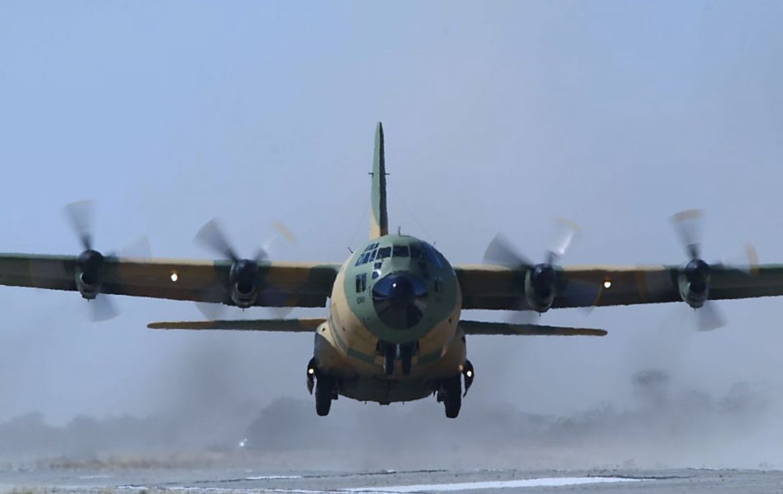 C130B Hercules