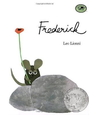 Frederick, part of Leo Lionni author study