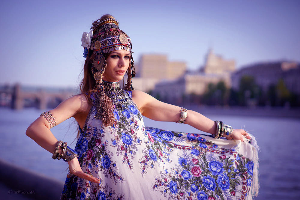 Agapia Savitskaya: best Female Dancer