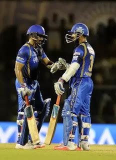 Ajinkya Rahane 91* - RR vs DD 36th Match IPL 2015 Highlights
