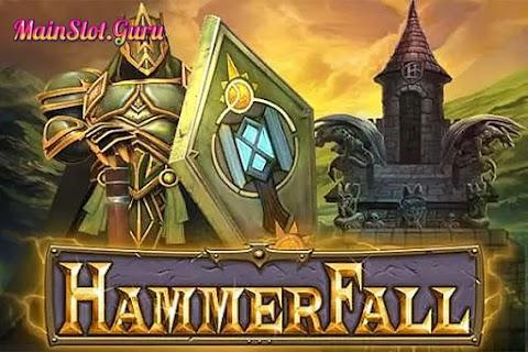 Main Gratis Slot HammerFall (Play N GO) | 96.20% RTP