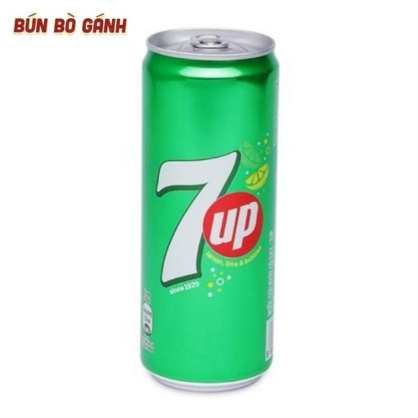 Nước Ngọt 7 Up - Soft Drink (Can)