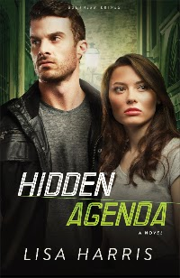 Review - Hidden Agenda by Lisa Harris
