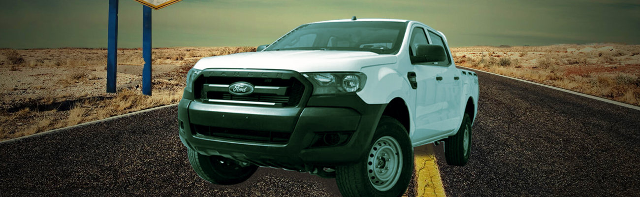 Armored Car: Armored Ford Ranger
