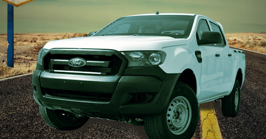 Armored Car : Armored Ford Ranger