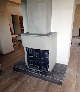 Chimney tiles