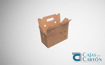 Cajas de Cartón Troqueladas