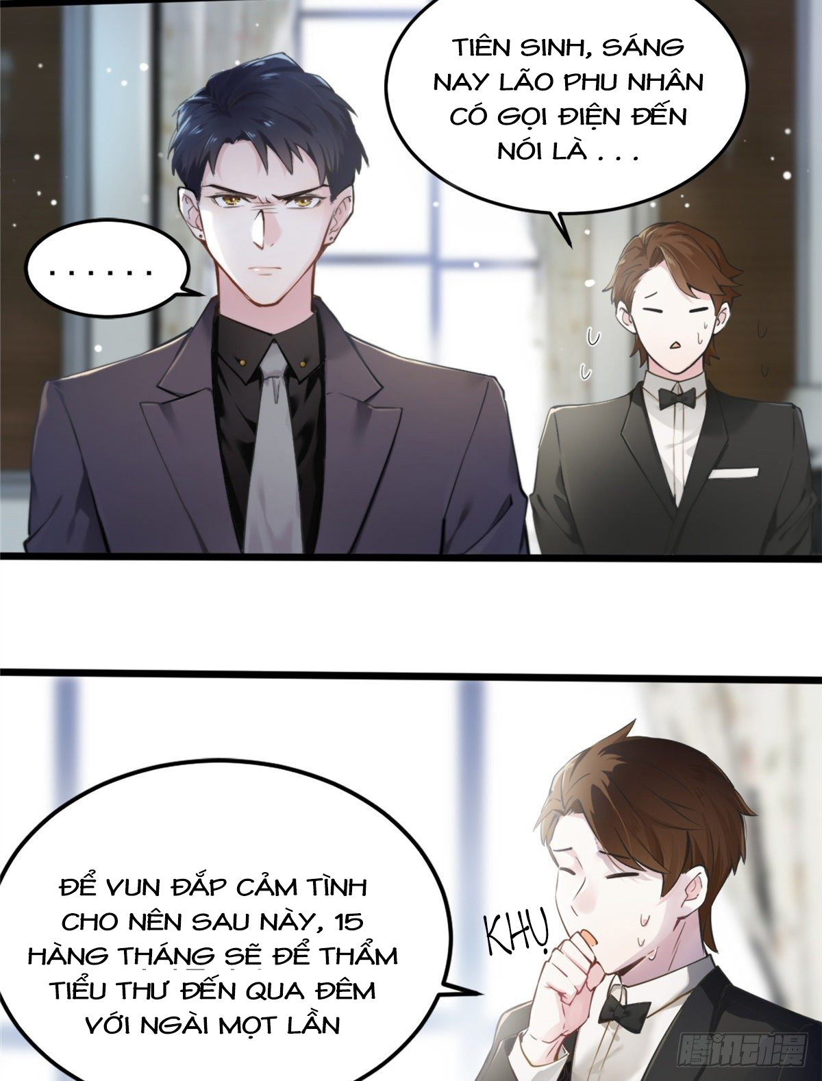 Nam Thành Chờ Trăng Về Chap 2