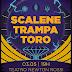 Scalene, Trampa e Toro - show nesta quarta em Ceilândia