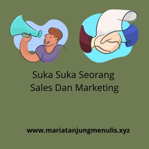 Profesi Sales