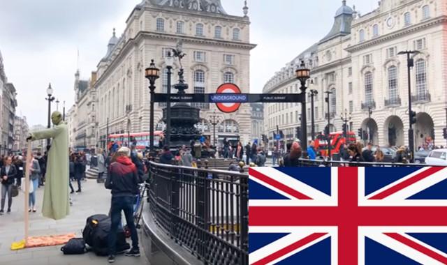 profil negara britania raya