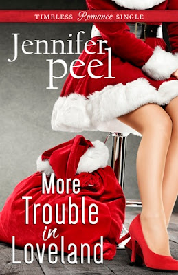 Heidi Reads... More Trouble in Loveland by Jennifer Peel