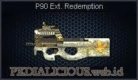 P90 Ext. Redemption