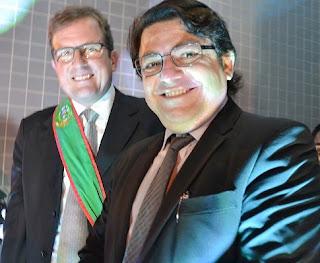 Zenildo Oliveira assume a Prefeitura de Sousa nesta terça (12)