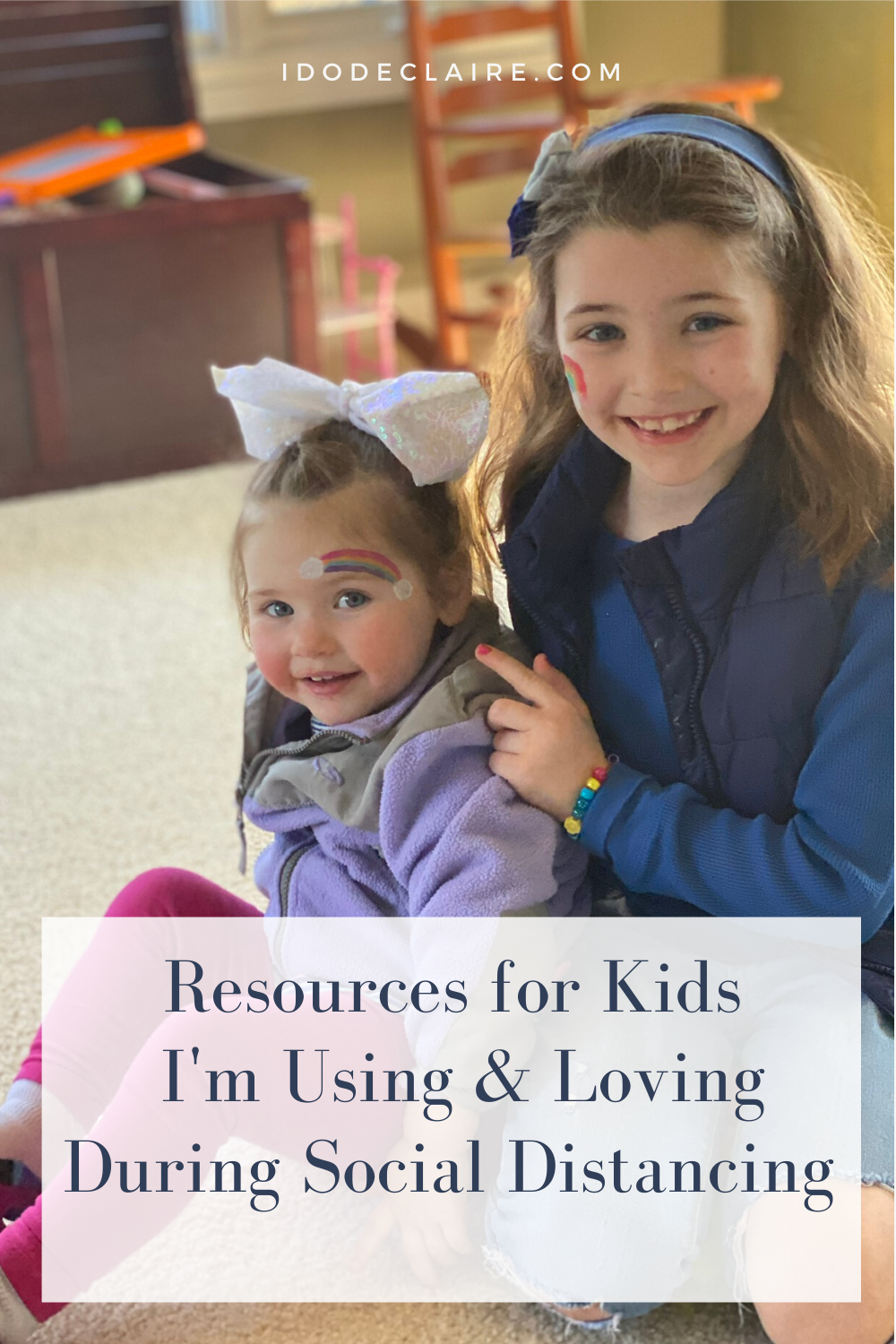 Resources for Kids I'm Using & Loving During Social Distancing