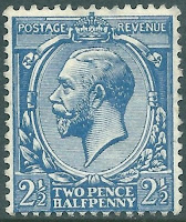 Great Britain (1912) - King George V
